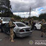 Поблизу Рівного поліцейським вдалося оперативно затримати зловмисників