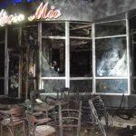 У Рівному згоріло кафе «Amore Mio»