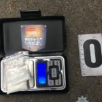 У Рівному в автомобілі порушника патрульні виявили наркотики
