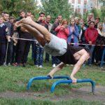 В Рівному відбулися змагання зі StreetWorkout