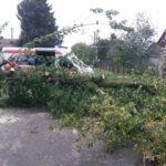 Рятувальники продовжують ліквідовувати наслідки негоди на Рівненщині