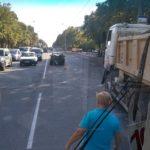 У Рівному в ДТП потрапили вантажівка та легковик (ФОТО)
