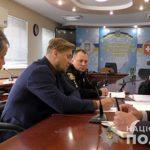 У Рівному заступник Міністра внутрішніх справ провів робочу зустріч із керівництвом поліції