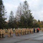 В Рівному військовий колектив відзначив 5 річницю створення частини
