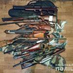 За десять днів жителі Рівненщини видали 113 одиниць зброї