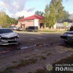На Рівненщині у ДТП травмувалося двоє осіб
