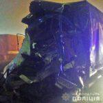 У вантажівку, в якій знаходився житель Рівненщини, влетіла інша вантажівка