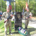 На Сарненщині відкрили пам'ятний знак воїнам УПА