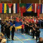Збірна команда рівненських спортсменів посіла IV-те загальнокомандне місце на Всесвітньому турнірі «The world police indoor soccer tournament»