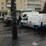 У Рівному на вулиці Відінській через ДТП утворився затор