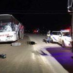 На Сарненщині під колесами автобуса загинув водій скутера