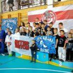 Рівненські спортсмени показали блискучі результати на турнірі з бразильського джиу-джитсу
