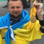 Легендарний Андрій Усач з Рівненщини виборов золото «Ігор Нескорених»