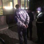 У Рівному нетверезий водій приватної охорони хотів утекти від поліції