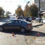 У ДТП на Рівненщині травмувалося троє осіб, серед яких 13-річна дитина