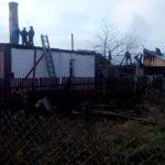 На Сарненщині житловий будинок лишився без покрівлі
