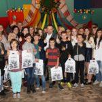 Діти з прифронтової Луганщини гостюють на Рівненщині