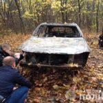 Спалений автомобіль, вогнепальні поранення та безвісти зниклий – на Рівненщині чоловіки з'ясовували стосунки