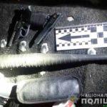 У волинянина на Рівненщині вилучили пістолет і биту