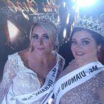 """Костопільчанка здобула титул та корону """"Ms STAR Top of the World Plus Size"""" на конкурсі краси у Філіппінах"""