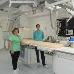 У міській лікарні відкрили відділення Інтервенційної радіології (кардіології) та реперфузійної терапії