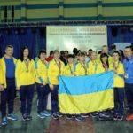 Спортсменки з Рівненщини тріумфували у складі української збірної на чемпіонаті Світу