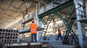 В числі кращих 11 підприємств України нагородили Рівненський домобудівний комбінат
