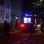 У Рівному під час пожежі на свіже повітря рятувальники вивели дві молоді жінки