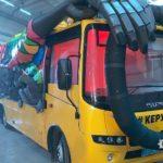 «Автобус-привид» вирушає на Рівненщину