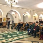 У храмі Свято-Покровського собору Рівного відбувся круглий стіл