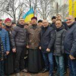 Делегація з Рівненщини у Києві чекає історичне рішення Об'єднавчого Собору