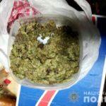 Поліцейські вилучили у рівнянина марихуану майже на 30 тисяч гривень