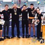Бійцівський клуб «Ліга Чемпіонів» здобув у Житомирі десять нагород