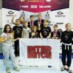 Рівненські борці переможці та призери чемпіонату України