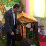 У Рівненському районі відкрили новий дитячий садок