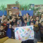 Малювали пальчиками та вчилися самообороні – до Великомежиріцької школи-інтернату завітали цікаві гості