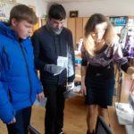 У Сарнах старшокласникам із інвалідністю запропонували цікаве навчання