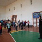 До школярів завітав гравець регбійного клубу «Рівне» Андрій Бондарчук