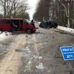 На Рівненщині у ДТП травмувалося шестеро осіб