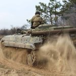 На Рівненщині відбулись бригадні навчання з бойовою стрільбою