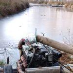 """На Рівненщині лісова охорона застала старателів """"на гарячому"""""""