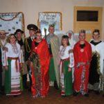 В Рівненському гарнізоні відбувся парад Різдвяних вертепів