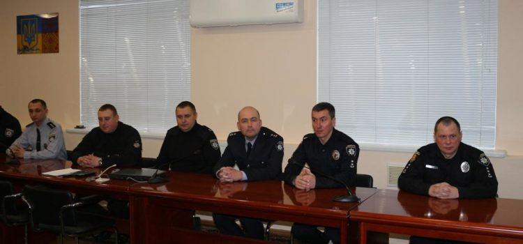 Семеро поліцейських Рівненщини отримали подяки за сумлінну службу в зоні ООС