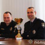 Рівненські поліцейські вибороли першість на щорічній спартакіаді