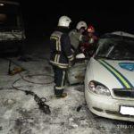 На Сарненщині рятувальники деблокували загиблого пасажира з понівеченого автомобіля