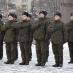 Нацгвардійці нагадали рівнянам за полонених українських моряків
