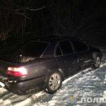 На Рівненщині водій утікаючи стріляв у патрульних