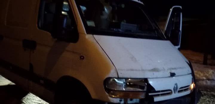 У Рівному патрульні виявили нетверезого водія, який скоїв ДТП