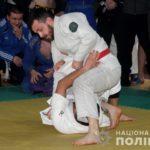 У Рівному відкрили чемпіонат України з джиу-джитсу серед поліцейських
