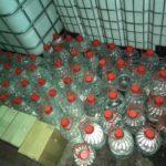 У Рівному зупинено незаконну реалізацію фальсифікованої алкогольної продукції